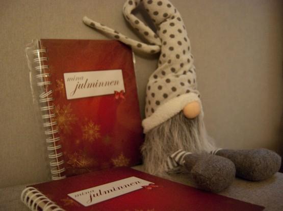 Böcker med Tomte