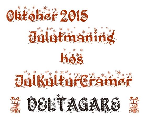 Oktoberutmaning Deltagare stor